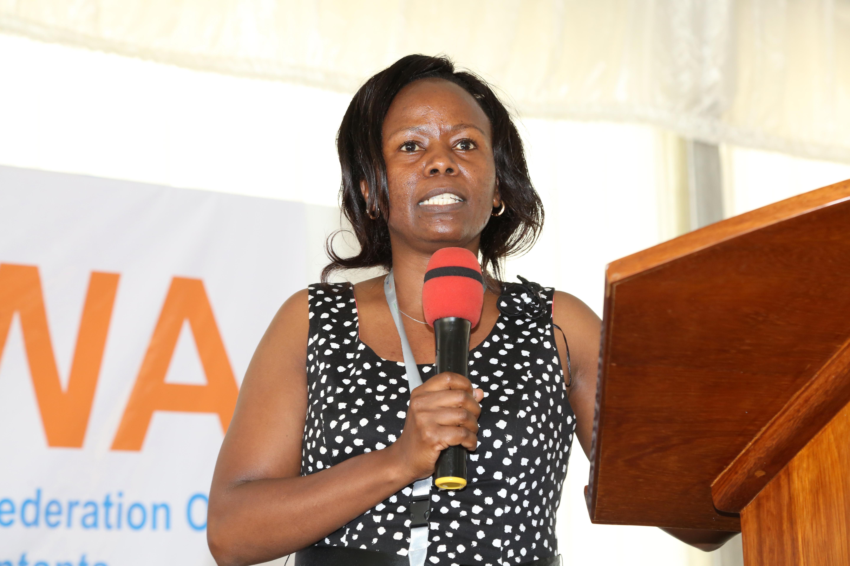 CPA Agnes Mbaire